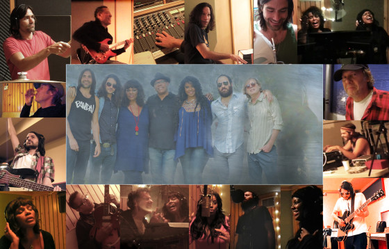David-Bronson-and-The-Questions-Band-Release-Day-Collage