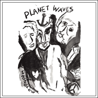 planet waves-outline